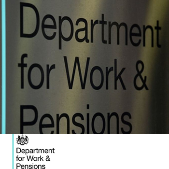 DEPARTMENT OF WORK AND PENSIONS - APPRENTICESHIP