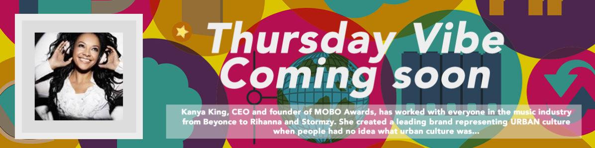 Thursday Vibe with Kanya King MOBO Awards