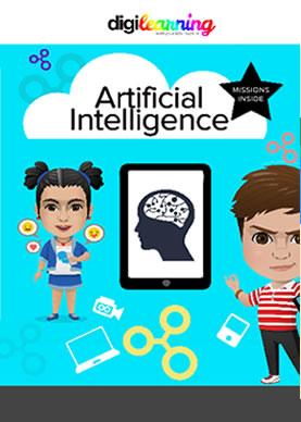 AI digilearning book cover