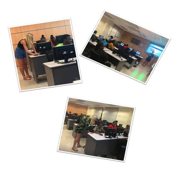 Barbados, workshops, uk, usa, canada, coding